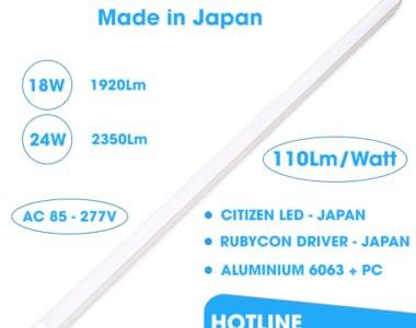 Đèn LED chống cận Humitsu
