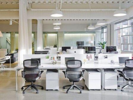Giải pháp chiếu sáng cho văn phòng công ty