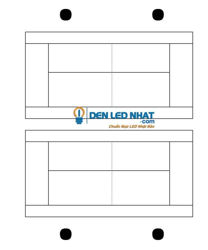 Phương án thiết kế chiếu sáng cho sân tennis