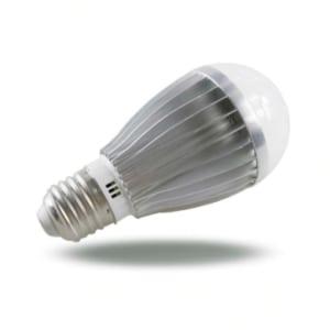 bóng led tròn 7w, ánh sáng trắng