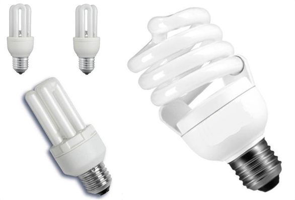 Đèn học sử dụng bóng đèn huỳnh quang