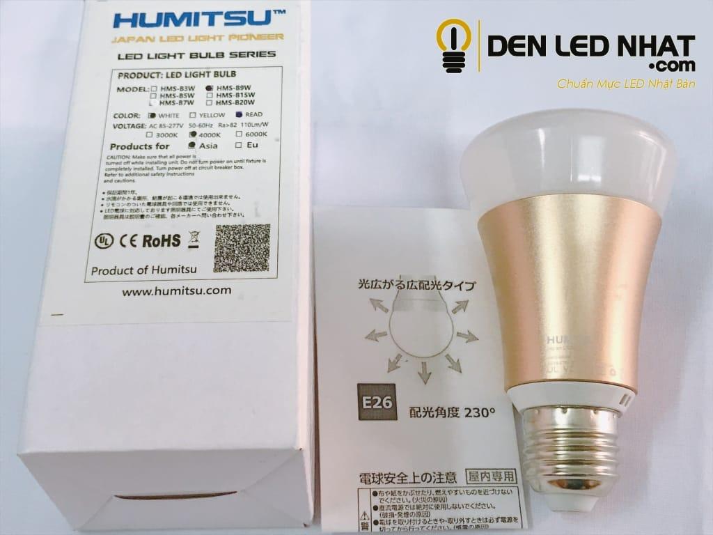 Bóng đèn LED Bulb Humitsu - JP