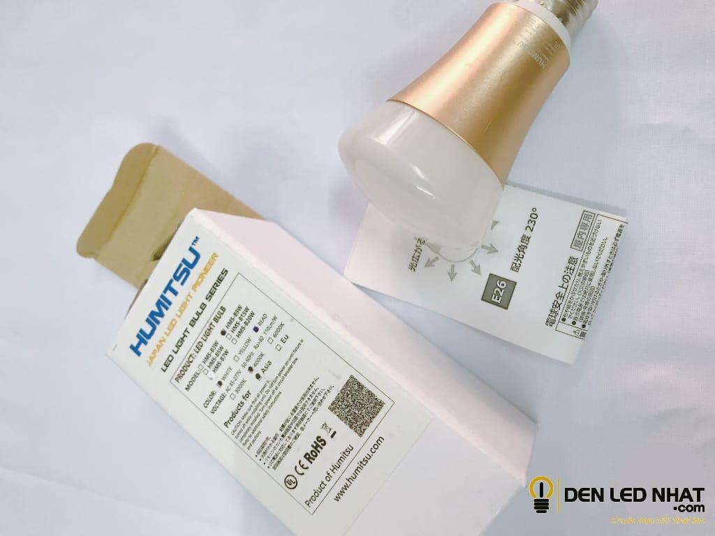 Bóng đèn học chống cận chuyên dụng Humitsu (Made in Japan)