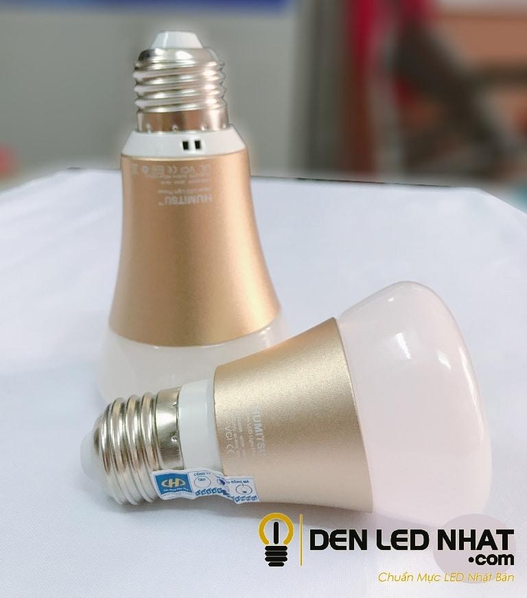 Hình ảnh: Bóng đèn Nano LED Humitsu Nhật Bản chuyên dụng cho học tập, đọc sách hay làm việc.