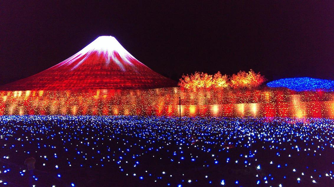 Lễ hội ánh sáng tại Nhật Bản