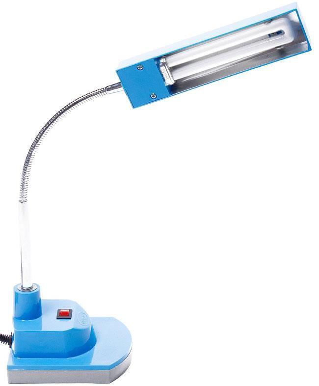 đèn học sử dụng bóng huỳnh quang dễ bị cận thị