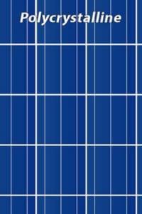 Tấm pin năng lượng mặt trời Poly