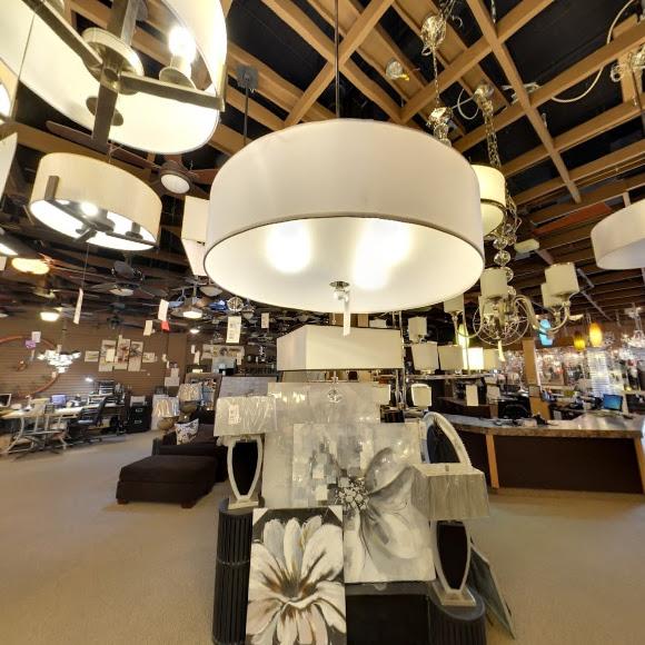 đèn led nhật bản showroom