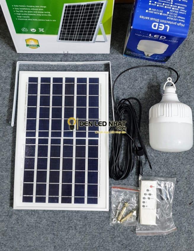 Bộ đèn led năng lượng mặt trời