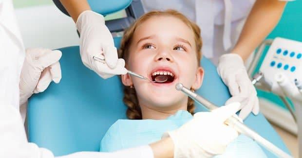 Ngừa sâu răng cho trẻ