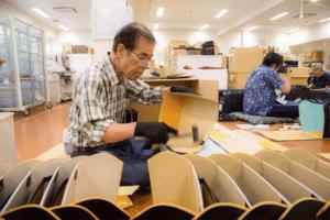 Cặp chống gù lưng chuẩn xịn Nhật Bản làm hoàn toàn bằng thủ công