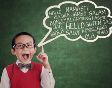 Dạy song ngữ cho trẻ hiệu quả