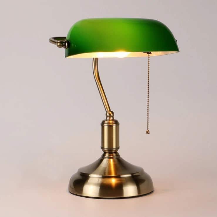 đèn bàn tân cổ điển