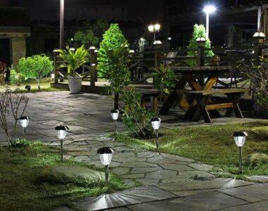 Nhà cung cấp đèn trang trí, đèn sân vườn, đèn trụ cổng đẹp