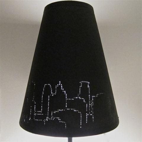 đèn bàn handmade