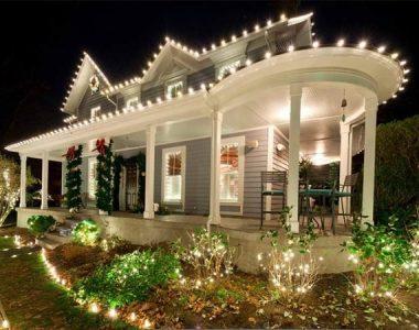 Trang trí nội thất nhà cửa bằng đèn LED dây